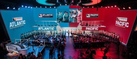 OVERWATCH LEAGUE TO ADD D.C. AND HANGZHOU, CHINA, TEAMS