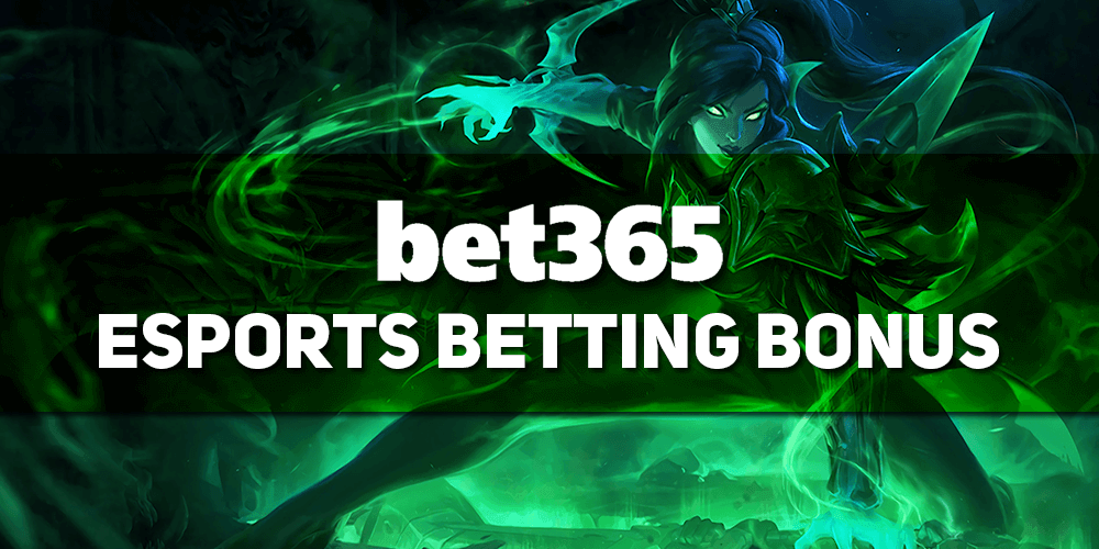 bet365 esport betting