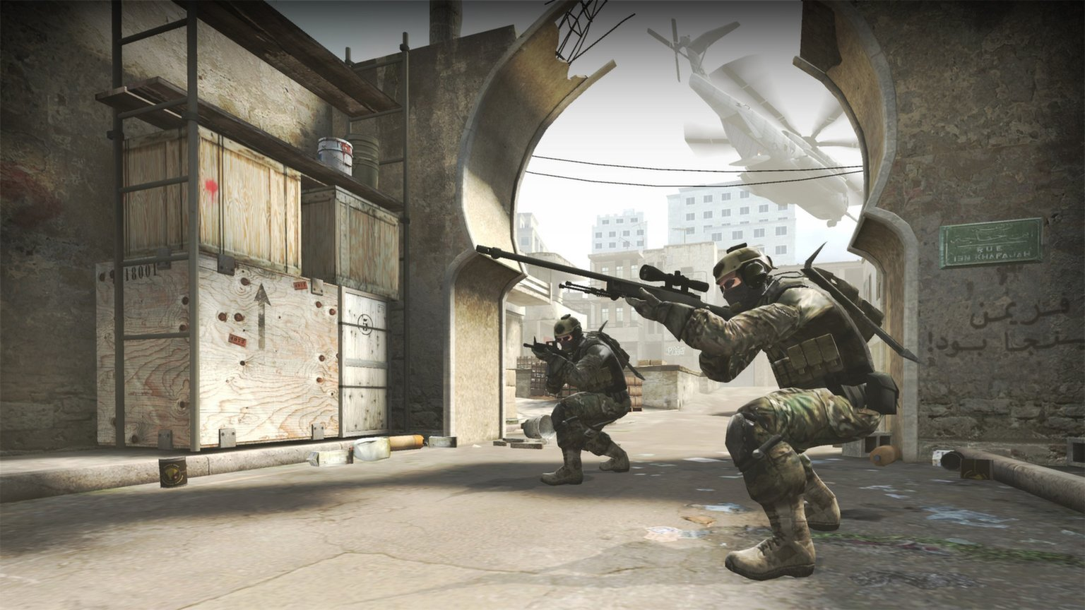 Counter-Strike: Global Offensive betting