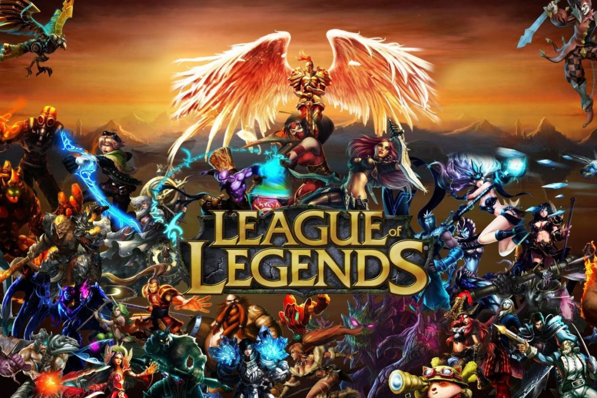Overview Of The Characters Of LOL