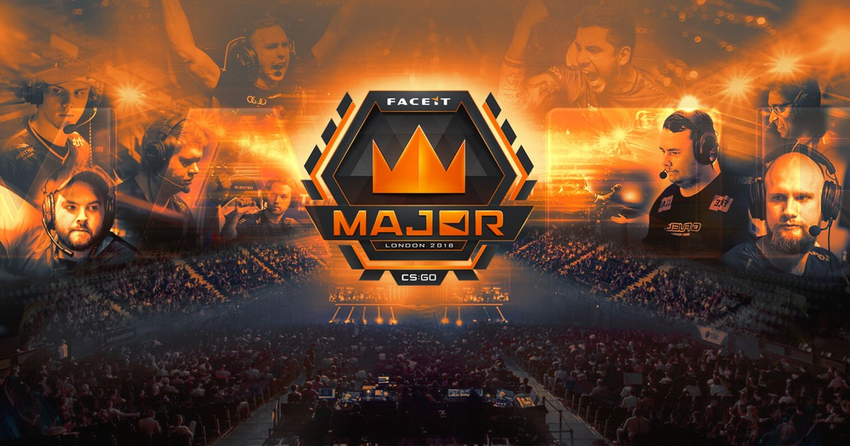 What Happened At The FACEIT Major London 2018?