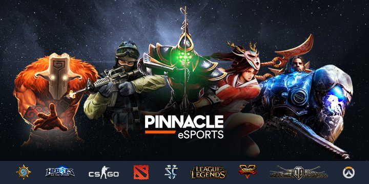 pinnacle esport betting